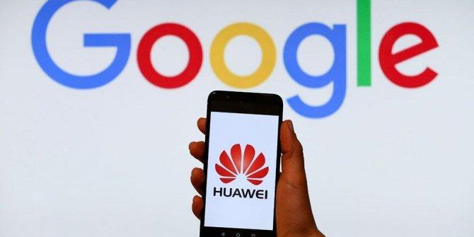 Google'dan 'Huawei' başvurusu
