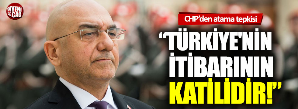 CHP'li Özel'den 'Ozan Ceyhun' tepkisi