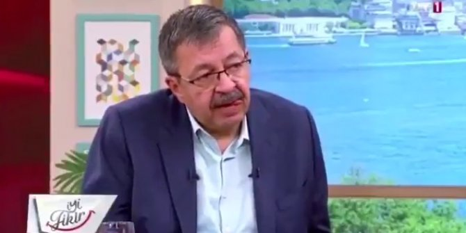 TRT 1'de İdlib şehitleriyle ilgili konuşan Hayati İnanç'a tepki