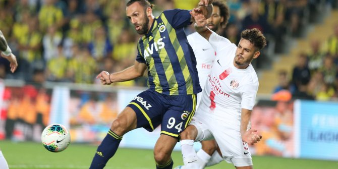 Antalyaspor- Fenerbahçe maçı ne zaman? Saat kaçta? Hangi kanalda?