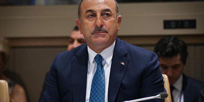 Bakan Çavuşoğlu Alman mevkidaşıyla görüştü