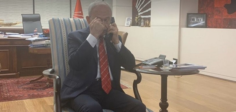 MYK toplantısının perde arkası: Kemal Kılıçdaroğlu gözyaşlarını tutamadı!