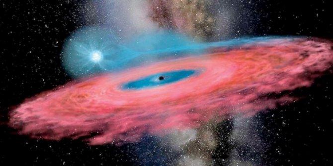 En büyük kozmik patlama 15 galaksiyi yuttu