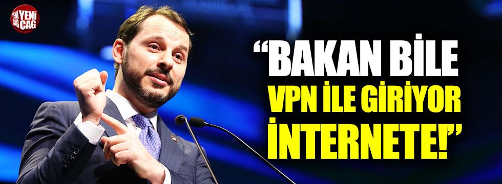 """Murat Muratoğlu: """"Bakan bile VPN ile giriyor internete!"""""""
