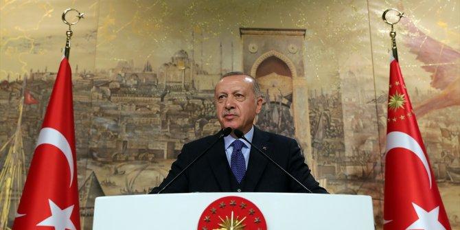Erdoğan, İdlib saldırısının ardından ilk kez konuştu