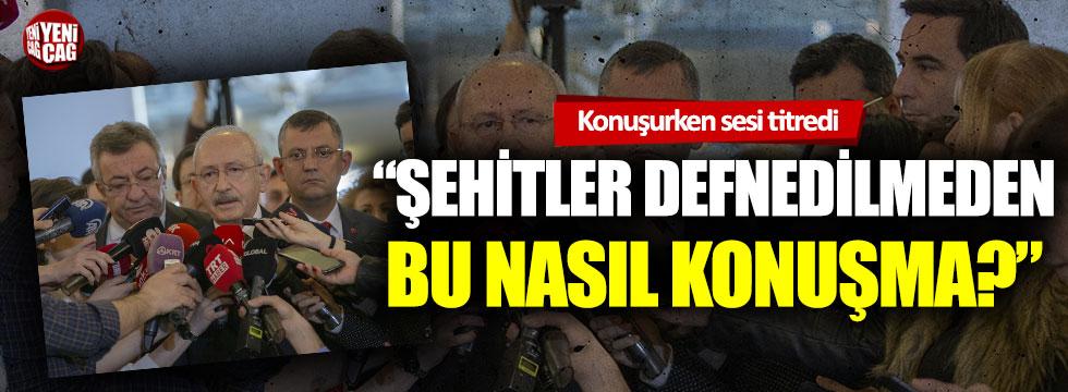 Kılıçdaroğlu'ndan Erdoğan'a İdlib tepkisi
