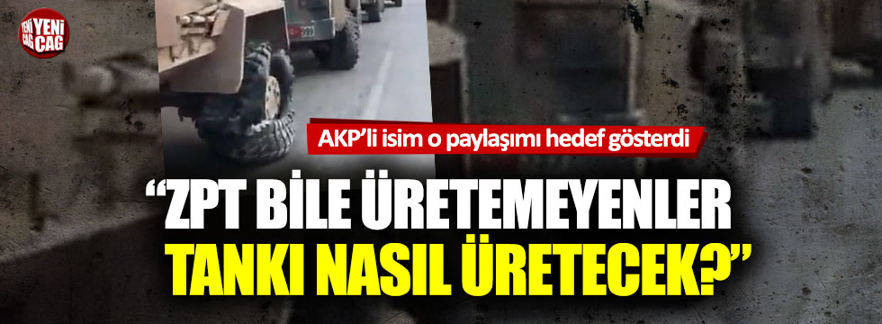 CHP ile AKP arasında ZPT tartışması