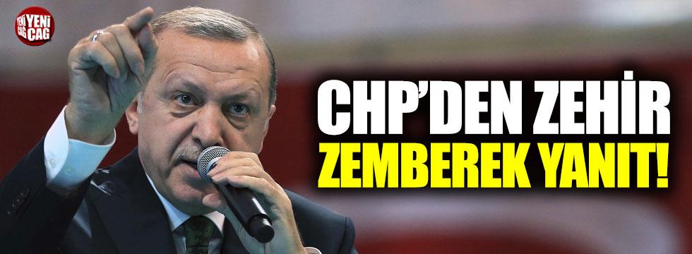 CHP'li Engin Özkoç'tan Erdoğan'a zehir zemberek sözler!