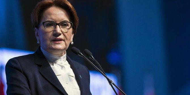 Meral Akşener'den istifa çağrısı: 'Erdoğan Bilim Kurulu'nun isteğini reddetti'