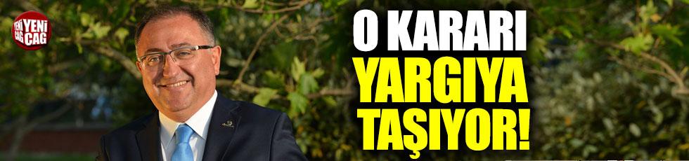 Görevden alınan CHP'li Vefa Salman yargıya gidiyor!