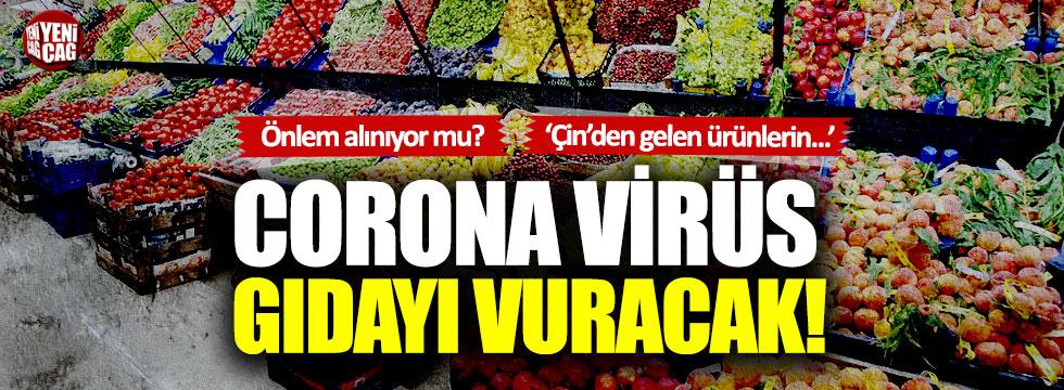 CHP'li vekil Meclis'ten seslendi: Corona virüs gıdayı da vuracak!