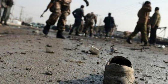 Kabil'de araca yerleştirilen bomba patladı: 1 ölü, 3 yaralı