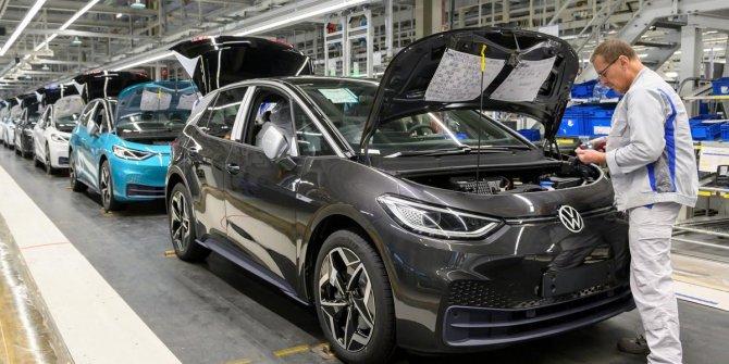 Volkswagen, Avrupa'da üretimini durduruyor