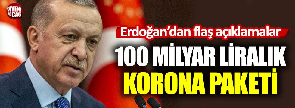 Erdoğan'dan korona zirvesi sonrası açıklama