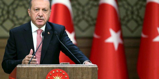 Cumhurbaşkanı Erdoğan'dan korona virüs uyarısı