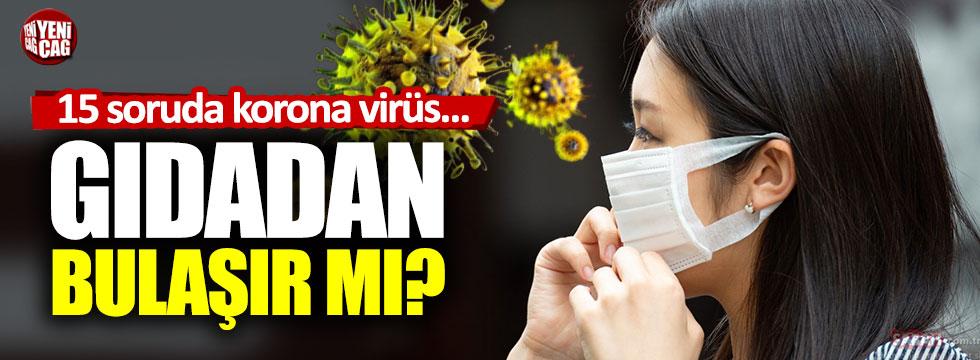 Bakanlık en çok merak edilen 15 korona virüs sorusuna cevap verdi