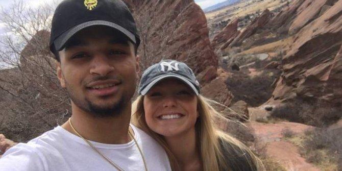 Jamal Murray ve kız arkadaşının uygunsuz görüntüleri paylaşıldı