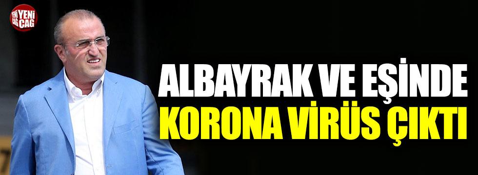 Abdurrahim Albayrak'ın korona virüs testi pozitif çıktı