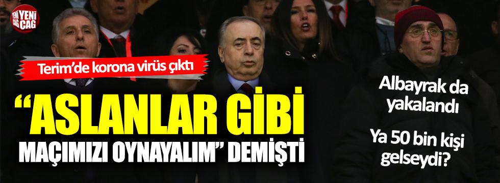 Galatasaray Başkanı Mustafa Cengiz'in korona açıklaması yeniden gündemde