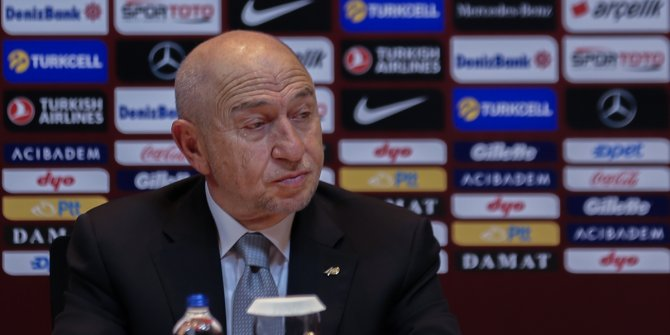 TFF Başkanı Nihat Özdemir'e istifa çağrısı