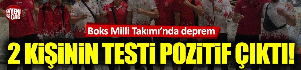 Boks Milli Takımı'nda korona depremi!