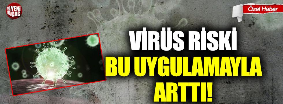 İBB'nin ulaşım seferlerini azaltması virüs riskini arttırdı!