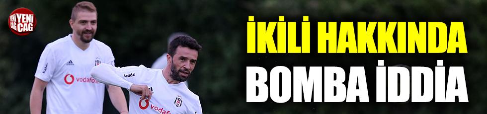 Beşiktaşlı Caner ve Gökhan hakkında bomba Fenerbahçe iddiası!
