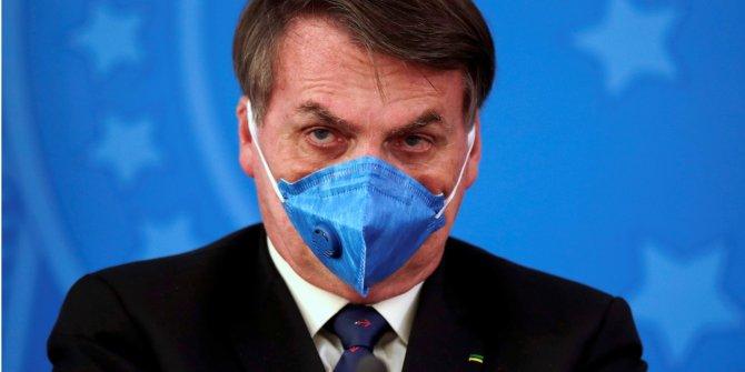 Brezilya Devlet Başkanı'ndan dikkat çeken korona virüs açıklamaları