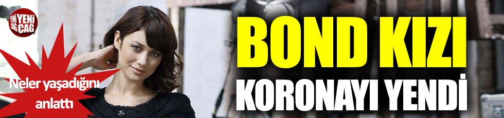 Olga Kurylenko, korona virüsü yenmeyi başardı