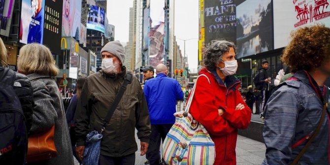 Amerika'da korona virüsten ölümler devam ediyor