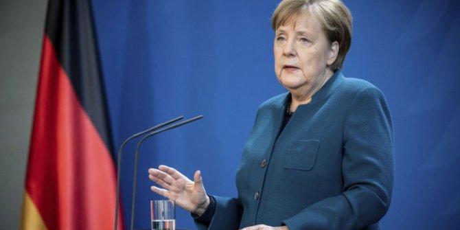 """Merkel: """"Korona, 2008 krizinden daha kötü"""""""