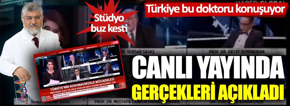Dr. Serdar Savaş, Türkiye'nin sesi oldu