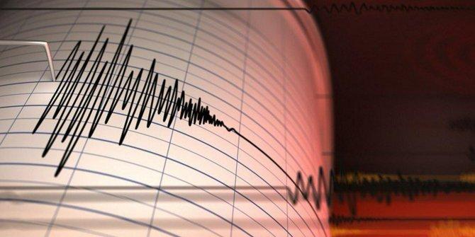 Malatya'da 3.8 şiddetinde deprem