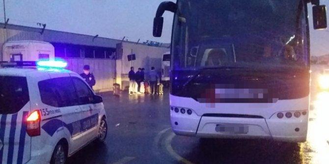 Korona virüs fırsatçıları 400 liraya kaçak yolcu taşıyorlar!