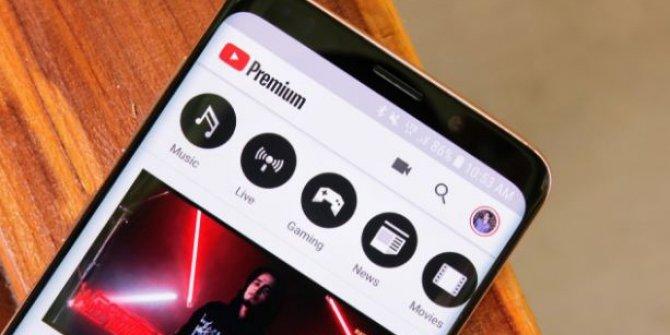 Samsung kullanıcılarına ücretsiz YouTube Premium!