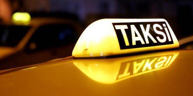 Ticari taksilere korona virüs önlemi