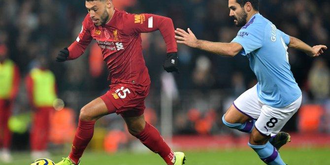 Manchester Cityli İlkay'dan 'Liverpool' açıklaması