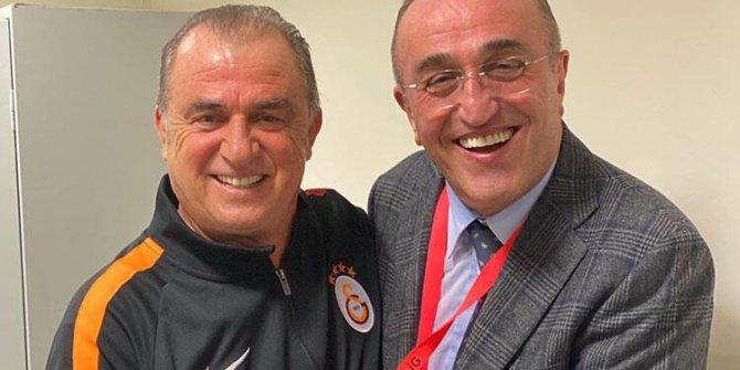 Galatasaray'dan Fatih Terim ve Albayrak açıklaması