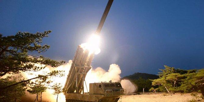 Dünya korona virüsle uğraşırken, Kuzey Kore füze denedi!
