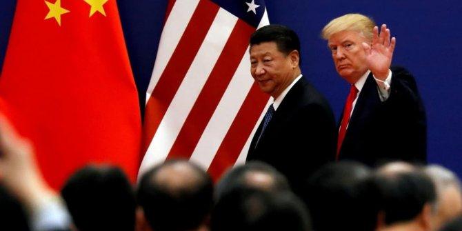 ABD'nin  yardımına Çin koştu!