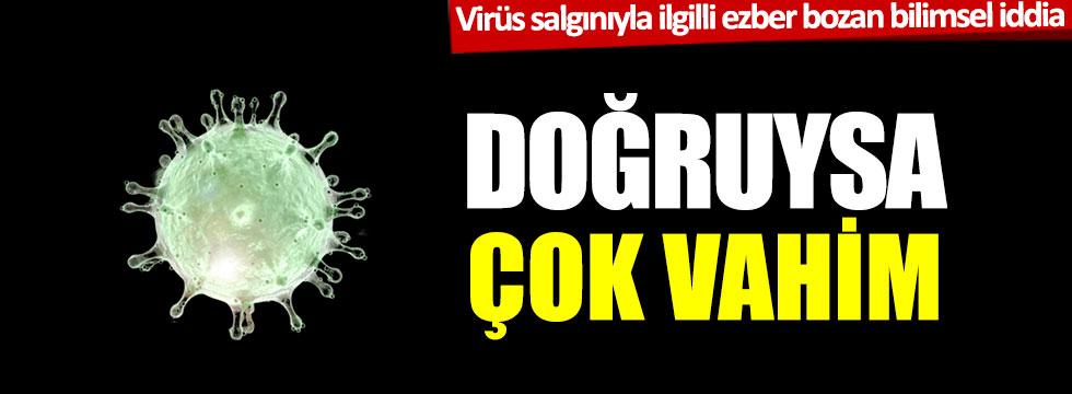 Korona virüsü araştırması: 8 metreden bulaşıyor