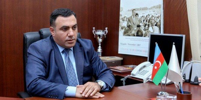Emin Hesenli'den Türkiye'ye destek