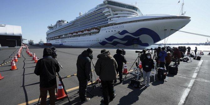 Amerika, kruvaziyer gemilerindeki koronalıları almayacak