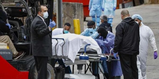 FBI'dan korkunç rapor: Çinli bilim adamı virüsle yakalanmış