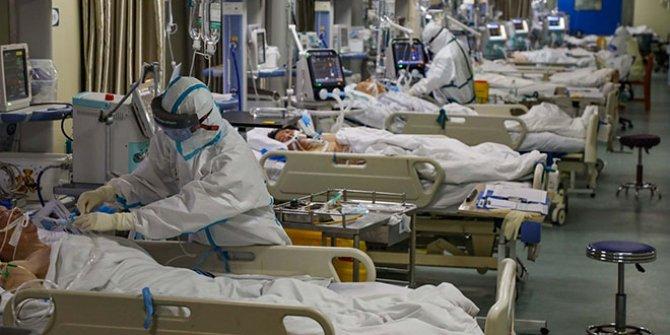 Dünya korona virüsten kırılıyor: Hasta sayısı kritik seviyeye ulaştı