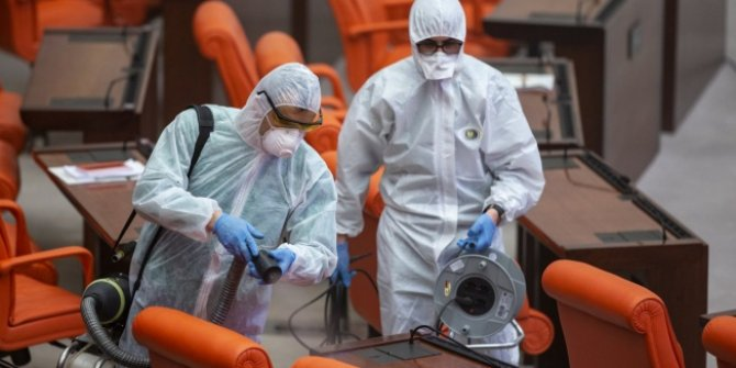 Meclis'te bir korona virüs testi daha pozitif çıktı: Vekiller ve personel karantinada
