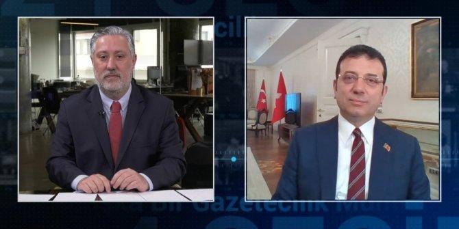 İBB Başkanı İmamoğlu: Vali 35 gün sonra davet etti, iktidar partisi direniyor!