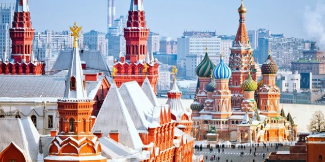 Moskova müzeleri koleksiyonları da online sunuldu