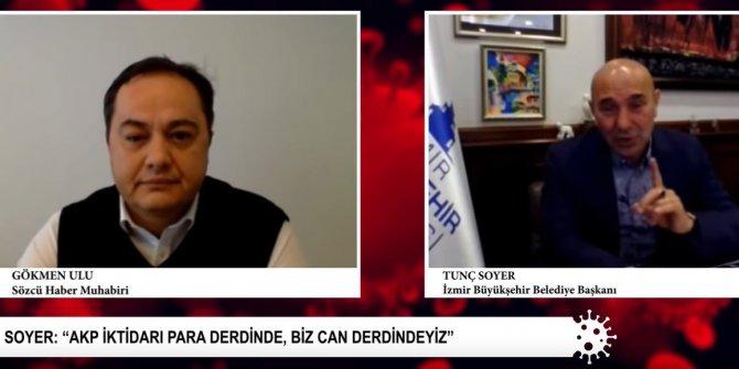 """İzmir için Tunç Soyer'den korona virüs hakkında """"Acil karantina"""" çağrısı"""