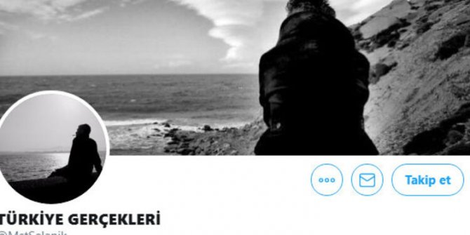 'Türkiye Gerçekleri' hesabının sahibi gözaltına alındı